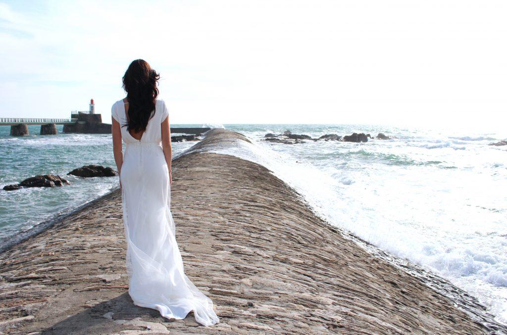 Robe de mariée MILA