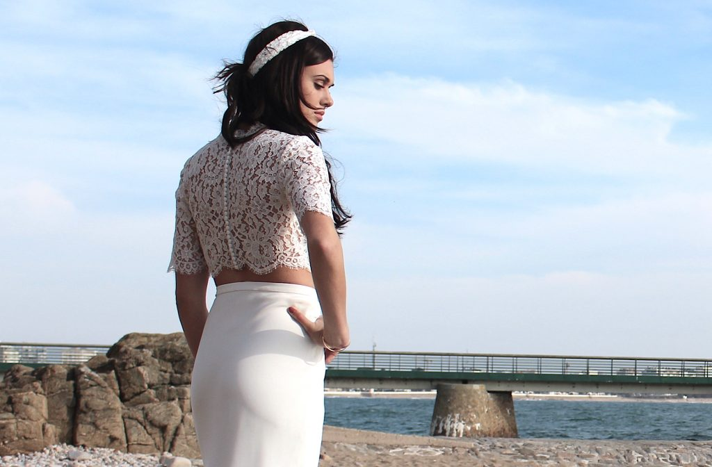 Robe de mariée Maé
